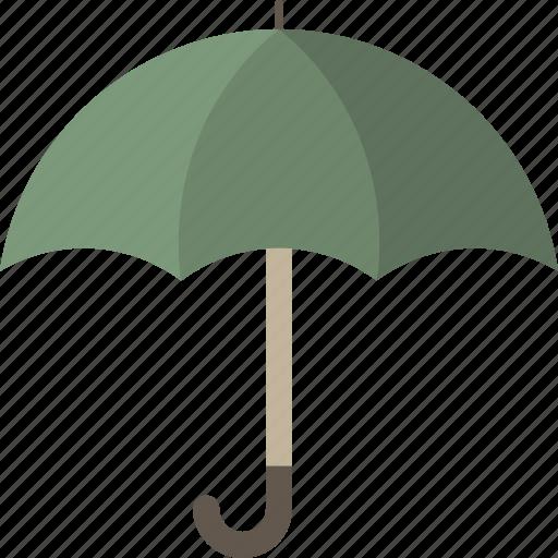 coverage, protection, umbrella icon