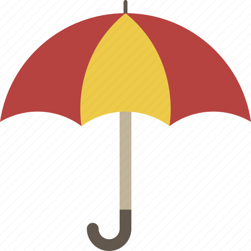 coverage, protection, umbrella icon