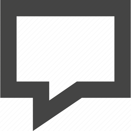chat, comment, email, message, messenger icon
