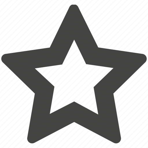 Bookmark, rating, review, favorite, star icon