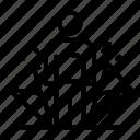 business, computer, diamond, estimator, logo, medical, silhouette