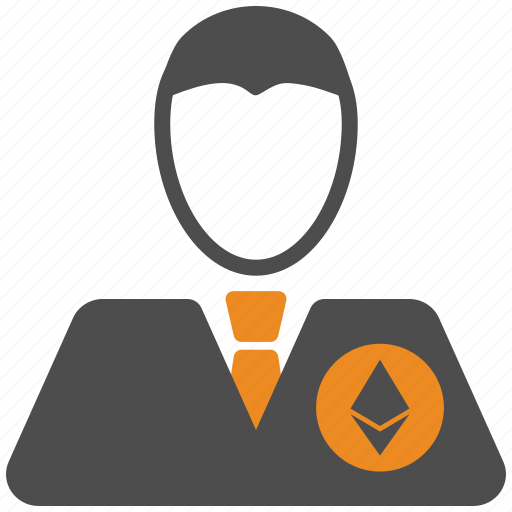 Account Avatar Blockchain Ethereum User Icon