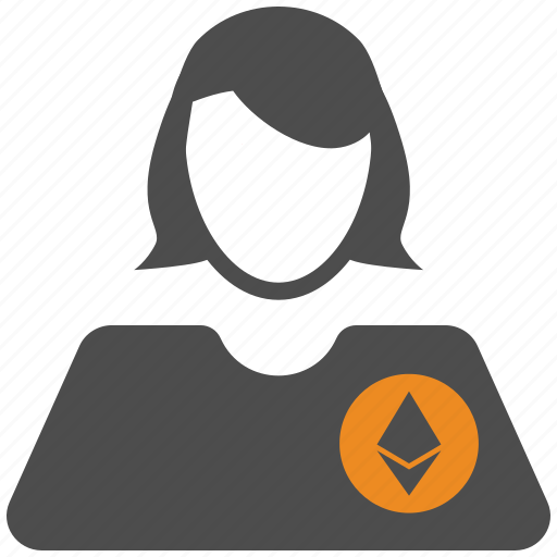account, avatar, blockchain, ethereum, user icon