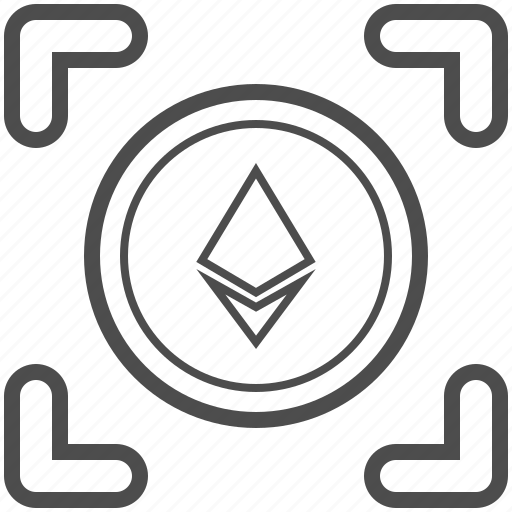 bill, coin, coins, ethereum, money icon