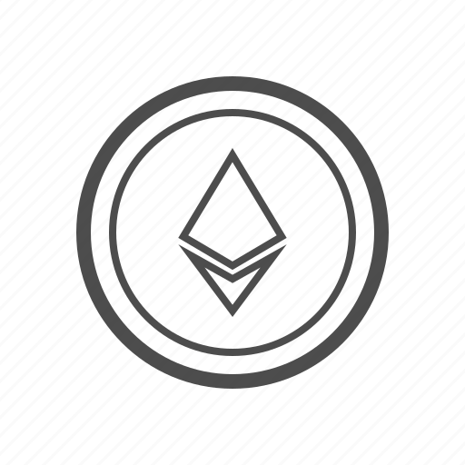 bill, cryptocurrency, currency, ethereum icon