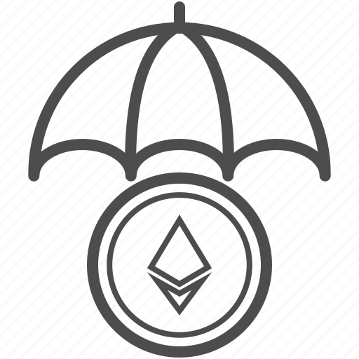 ethereum, save, saving icon