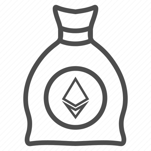 Ethereum, save, savings icon - Download on Iconfinder