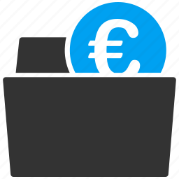 cash, euro, finance, pay, payment, purse, wallet icon