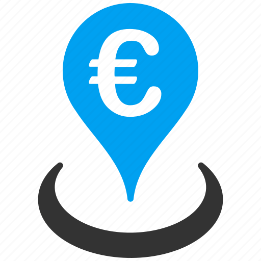 Euro european geo targeting location map marker pin travel – Travel Marker Map
