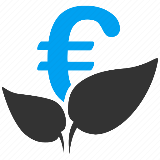 agriculture, business, euro, european, farm, plant, start icon
