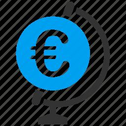 earth, euro, european, global, globe, navigation, world icon