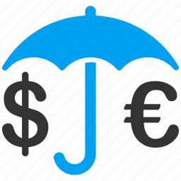 care, euro, european, insurance, protection, safety, security icon