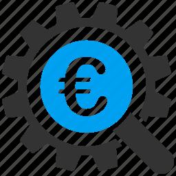configuration, euro, european, options, preferences, review, settings icon