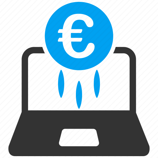 business project, euro startup, european, rocket launch, start, technology, venture company icon