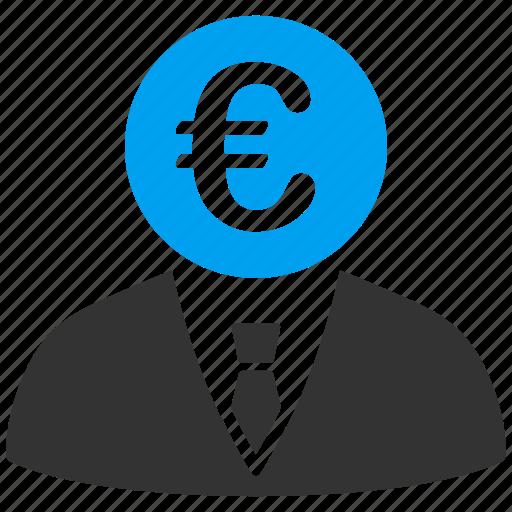 banker, businessman, capitalist, collector, economist, euro, european icon