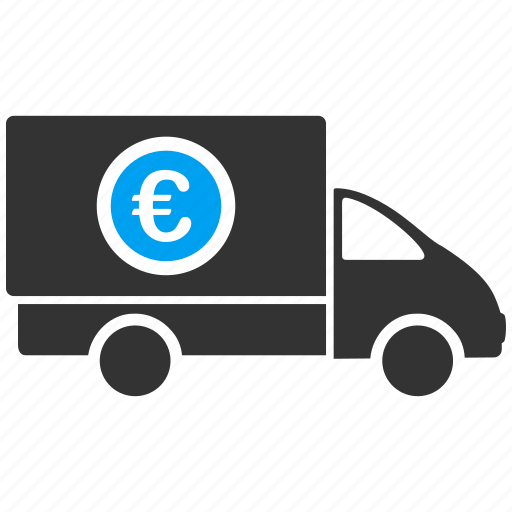 deliver, delivery, euro, european, logistics, shipment, shipping icon