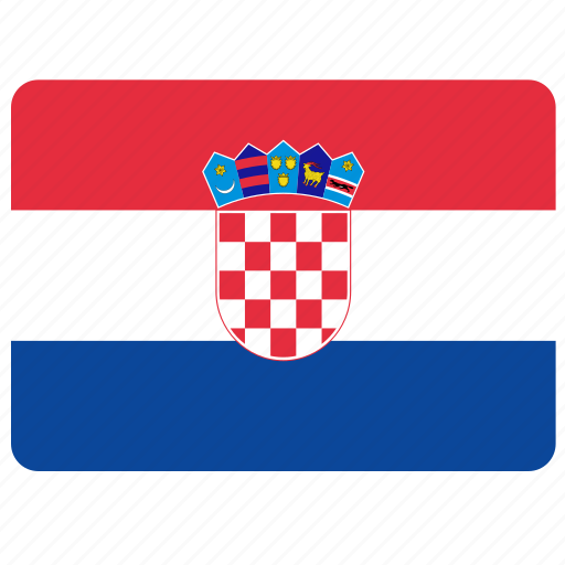 Flag, country, european, national, croatia icon - Download on Iconfinder