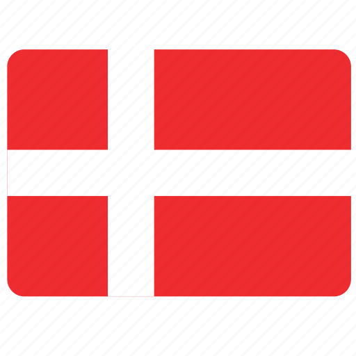 Flag, country, european, national, denmark icon - Download on Iconfinder