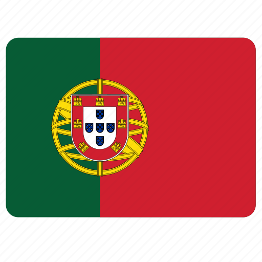 country, european, flag, national, portugal icon