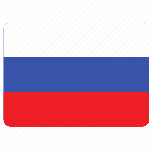 country, european, flag, national, russia icon