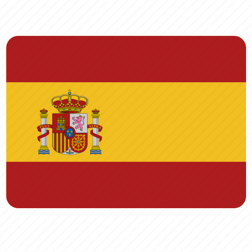 country, european, flag, national, spain icon