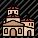 european, landmark, ohrid, monastery of saint naum, north macedonia