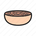 bread, cuisine, food, french, onion, soup, traditional icon