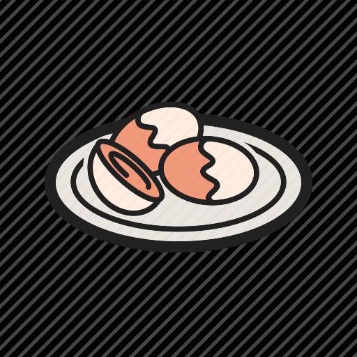 dumplings, food, fruit, plum, sugar, sweet, traditional icon
