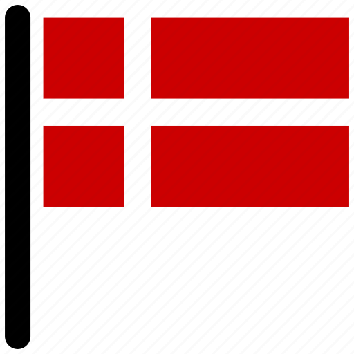 country, denmark, flag, flags, national icon