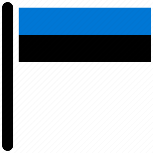 american, estonia, flag, flags, national, world icon