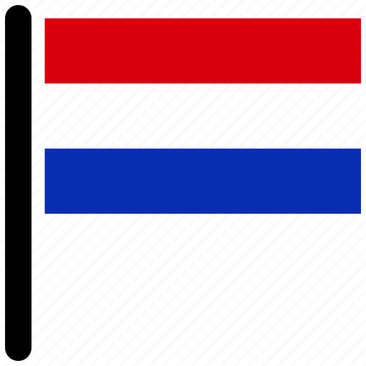 country, flag, flags, national, netherlands icon