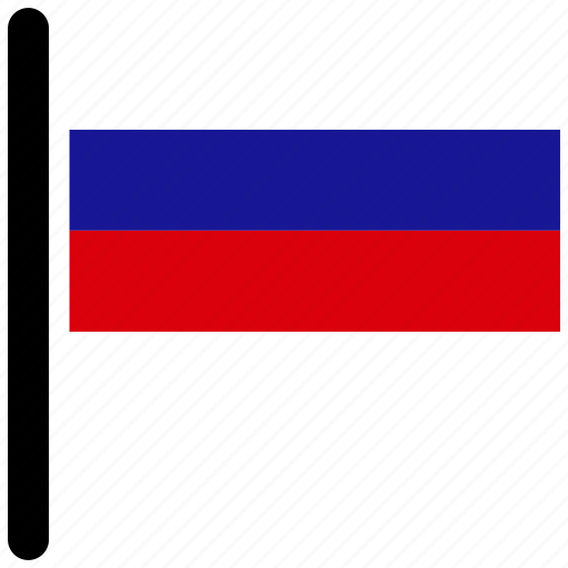 country, flag, flags, national, russia icon