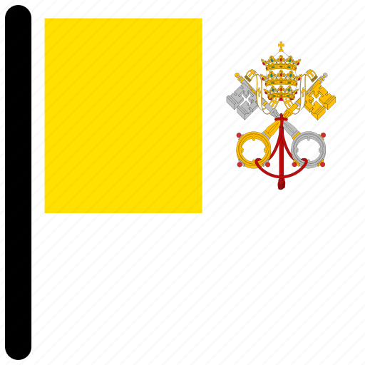 american, country, flag, flags, vatican icon