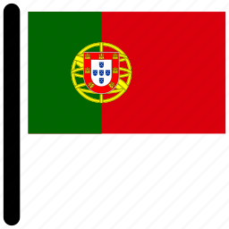 country, flag, flags, national, portugal icon