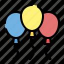 event, balloons, party, decoration, celebration