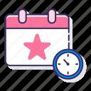 calendar, event, planning, schedule
