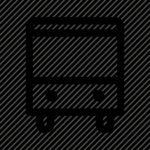 bus, bus indications, transportation, vehicle icon
