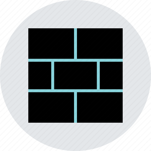 block, bricks, creative icon