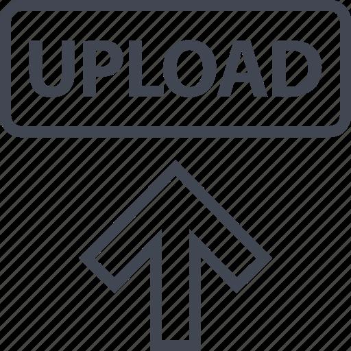 media, upload, video, youtube, youtuber icon