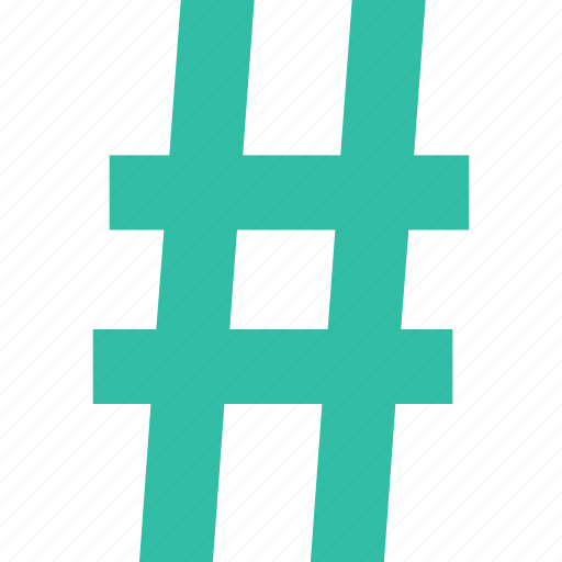 experience, hashtag, nav, navigation, user icon