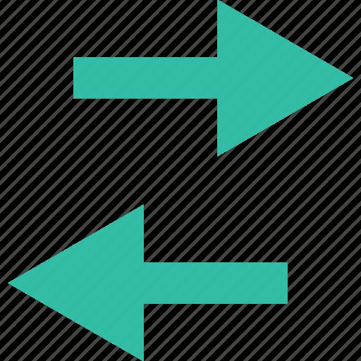 experience, left, nav, navigation, right, user icon