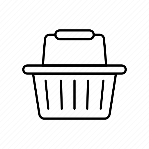 basket, cart, eshop, shop, shopping icon