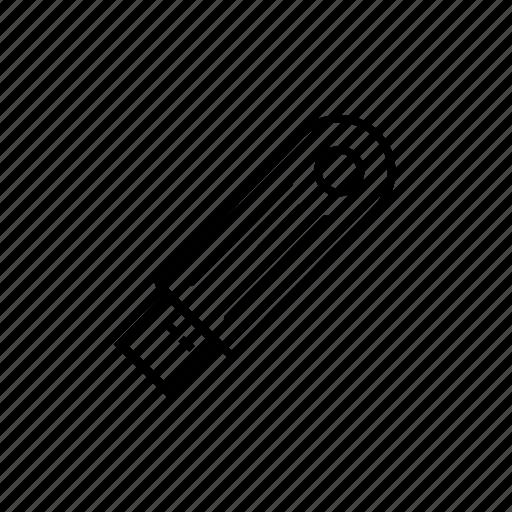 flash, save, usb, usb stick icon