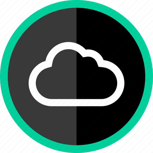 cloud, data, guardar, music, save, stream icon