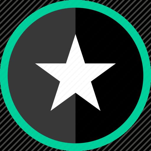 bright, favorite, special, star icon