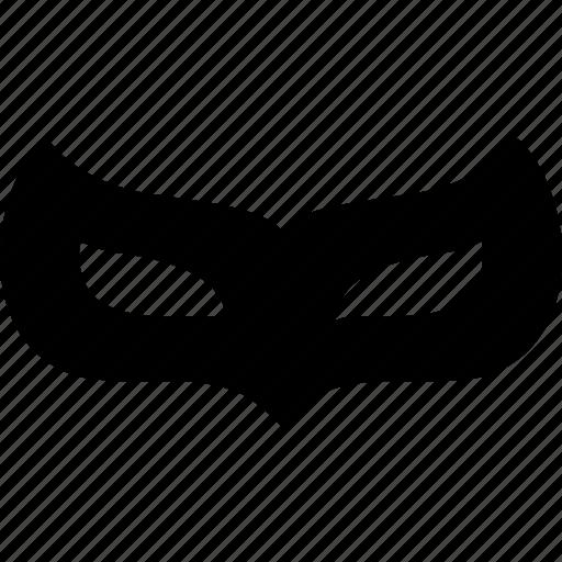 carnival, disguise, identity, incognito, mask, masquerade, secret icon