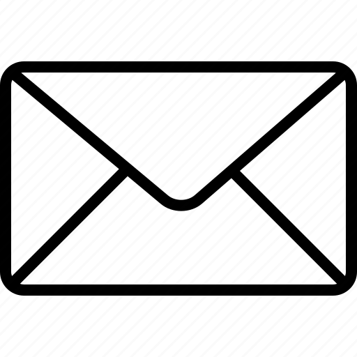 email, envelop, envelope, letter, message, messages, post icon