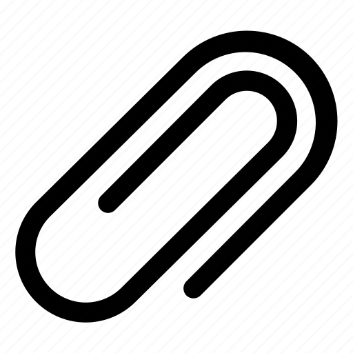 business, clip, document, office, paper, paper clip icon