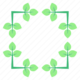 green, leaf, leaves, nature, plants icon