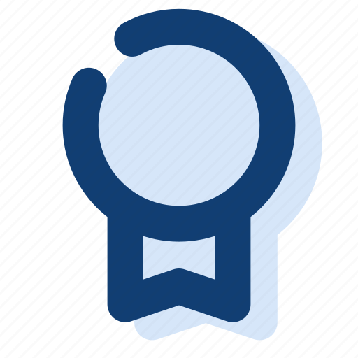 badge, first, prize, winner, winning icon